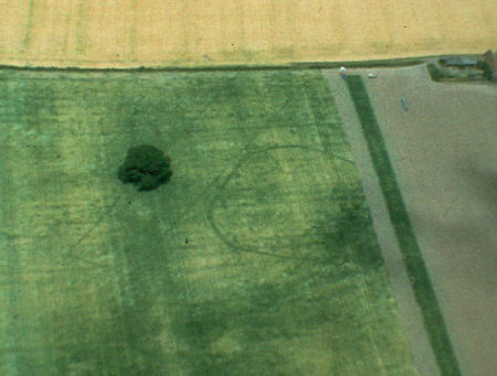 A possible settlement site near Sherbourne   Warwickshire County Council