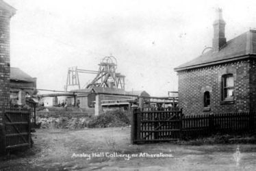 Ansley Hall Colliery