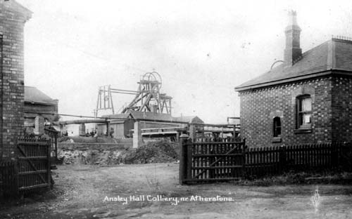 Ansley Hall Colliery | Warwickshire County Council