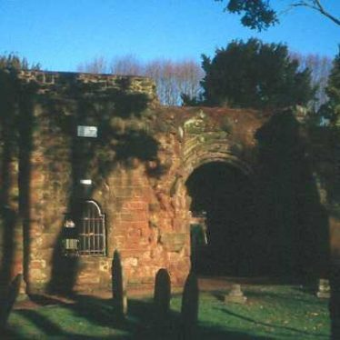 Kenilworth Abbey Gatehouse