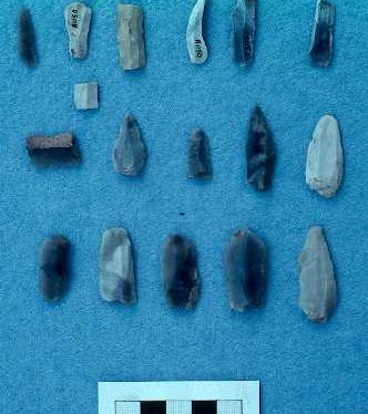 Findspot - Neolithic flint