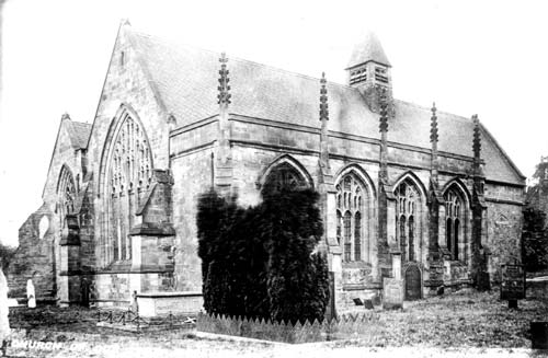 The Church of Our Lady, Merevale | Warwickshire County Council