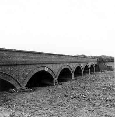 Lea Bridge, a road bridge over a marsh at Lea Marston, North Warwickshire | Warwickshire County Council