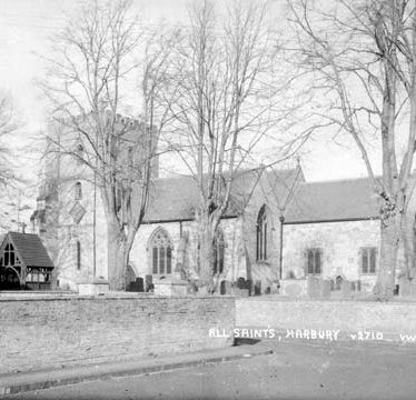 All Saints Church, Harbury