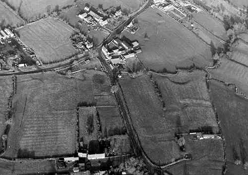 Earthworks of the shrunken village at Chapel Green, Napton on the Hill | Warwickshire County Council