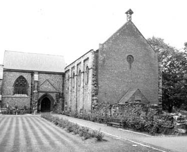 St. Mary's Abbey Church, Nuneaton | Warwickshire County Council