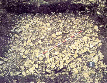 Excavation of a Medieval building at the deserted settlement of Compton Murdak | Warwickshire County Council