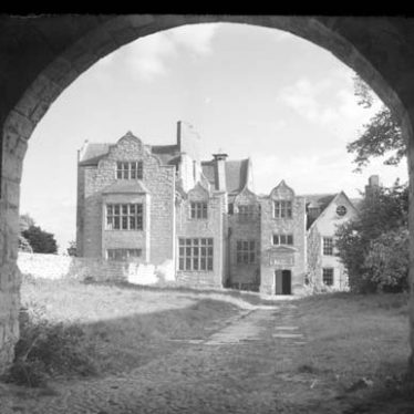 Salford Hall, Abbot's Salford | Warwickshire County Council