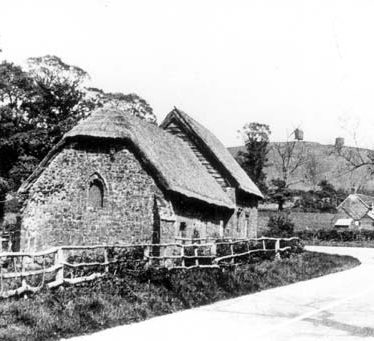A medieval priest's house and chapel at Dassett Southend | Warwickshire County Council