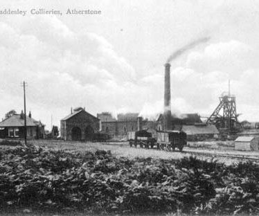 Site of Baddesley Colliery