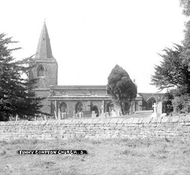 Church of St Peter and St Clare, Fenny Compton