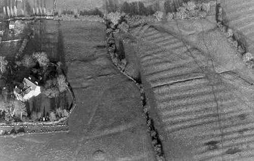 The site of a Post Medieval house near Fenny Compton | Warwickshire County Council