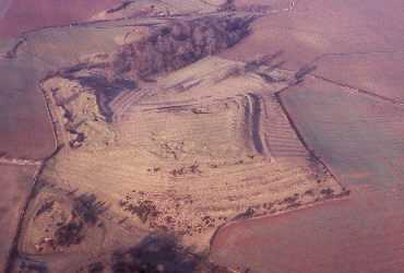 Possible Hillfort on Gredenton Hill, Fenny Compton.