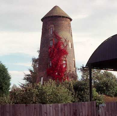 Windmill at Thurlaston | Warwickshire County Council