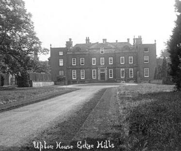 A view of Upton House, near Edgehill   Warwickshire County Council