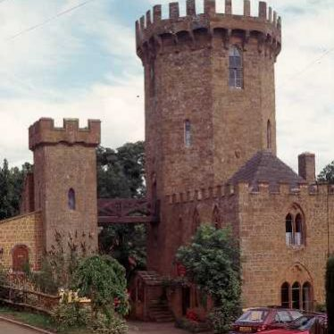 Edge Hill Tower also known as The Castle Inn, Radway