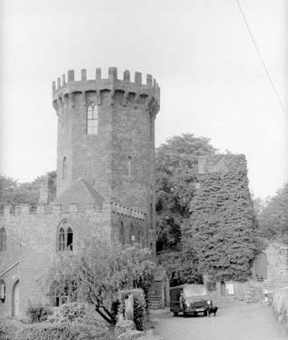 The Castle at Edgehill, near Radway | Warwickshire County Council