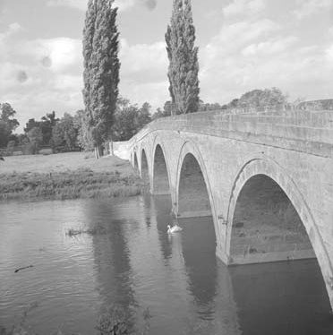 Barford Bridge over the River Avon | Warwickshire County Council