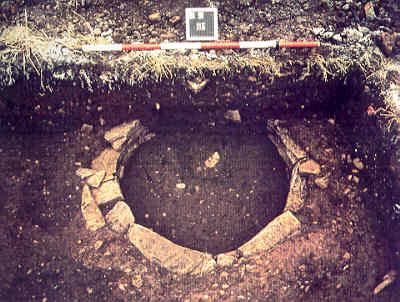 Excavation of a well, Bidford on Avon | Warwickshire County Council