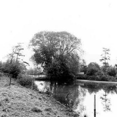 Fishponds at Whitacre Hall