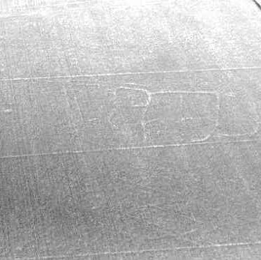 Linear features, ditches and enclosures are revealed as cropmarks in Church Lawford | Warwickshire County Council