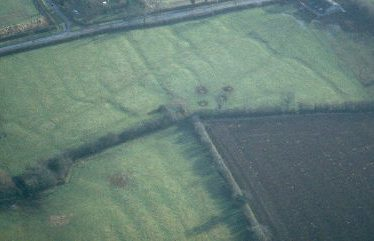 Possible Deserted Post Med Settlement at Priory Farm north of Priors Marston