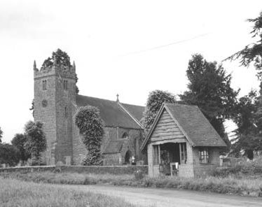 Church of St Mary, Priors Hardwick