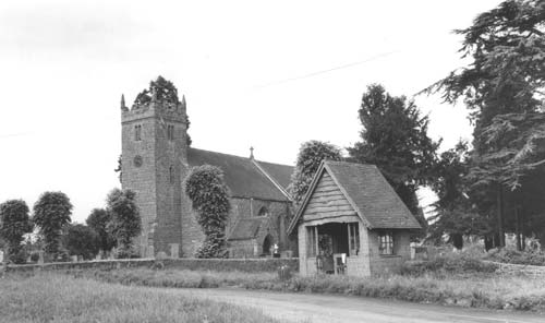 The Church of St. Mary, Priors Hardwick | Warwickshire County Council