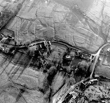Deserted Medieval Settlement 300m SE of Priors Hardwick Church