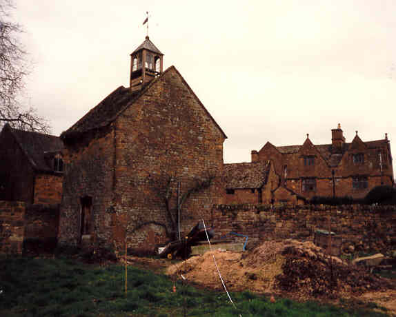 A dovecote associated with a former landscape park at Radway Grange | Warwickshire County Council