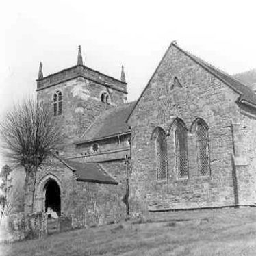 Church of St Lawrence, Napton on the Hill