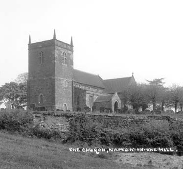 St. Lawrence's Church, Napton on the Hill | Warwickshire County Council