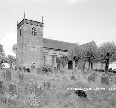 The Church of St. Lawrence, Napton on the Hill | Warwickshire County Council