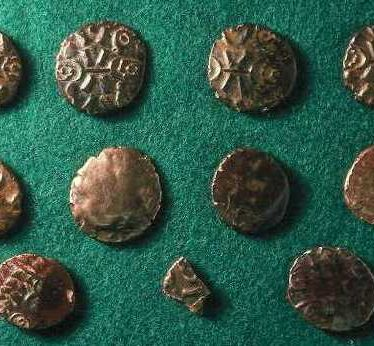 Celtic Coin Hoard from Bedworth