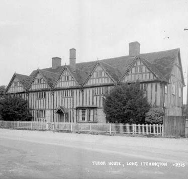 The Tudor House, Long Itchington