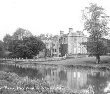 Alscot Park House
