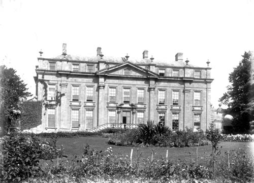 A view of Foxcote House near Ilmington | Warwickshire County Council