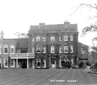 Aylesbury House, Lapworth