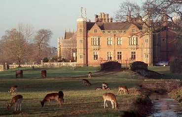 Charlecote Hall