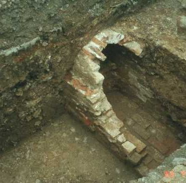 An excavation of Coombe Abbey kitchens | Warwickshire County Council