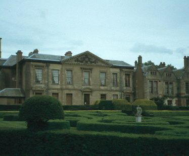Coombe Abbey House