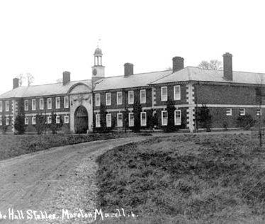 Moreton Hall, Moreton Morrell