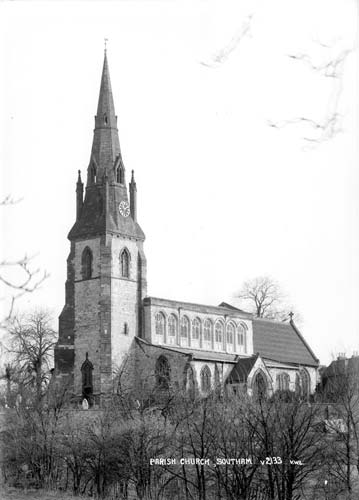 The Church of St. James, Southam | Warwickshire County Council