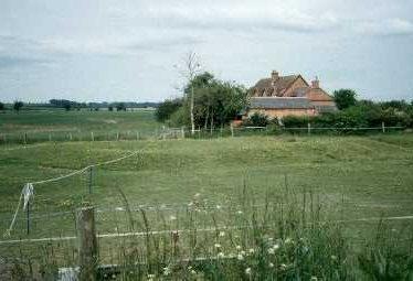 Earthworks of Chesterton Magna deserted settlment near Chesterton | Warwickshire County Council