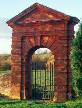Gateway to Chesterton House
