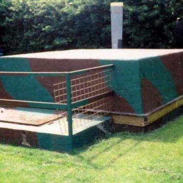 RAF Wellesbourne Mountford - Battle HQ