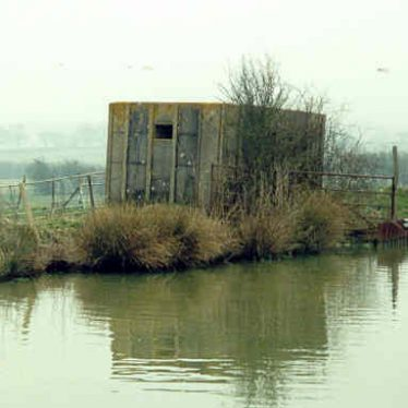 Pillbox, Napton Holt, Napton on the Hill