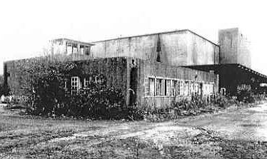 WW2 Cold store, Budbrooke Road, Warwick