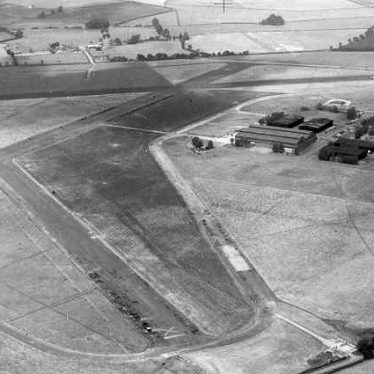 A Second World War Airfield at Church Lawford | WA Baker