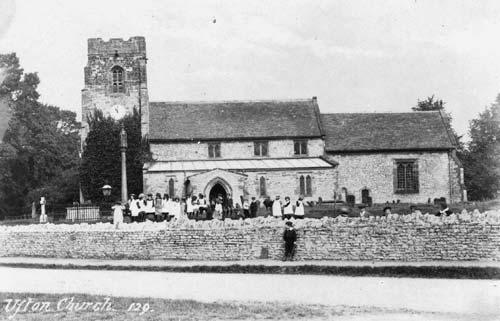 St. Michael's Church, Ufton   Warwickshire County Council